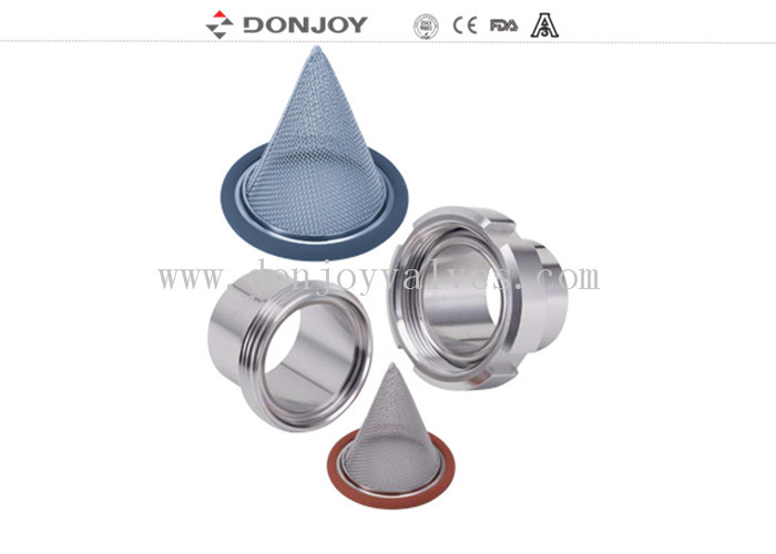union sight glass Stainless Steel Sanitary Fittings union filter